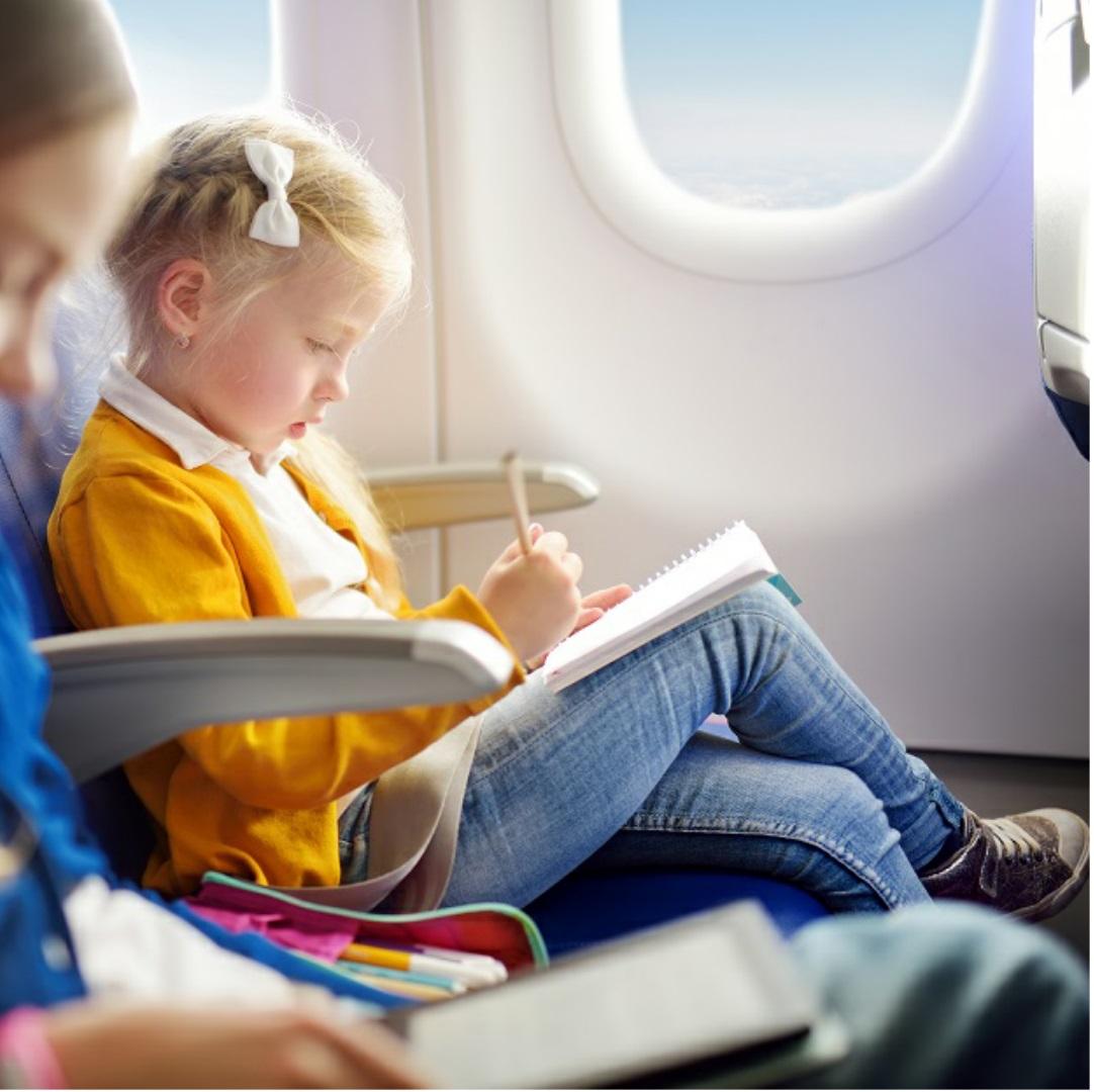 Nas férias: quer garantir a segurança do seu filho nas viagens?