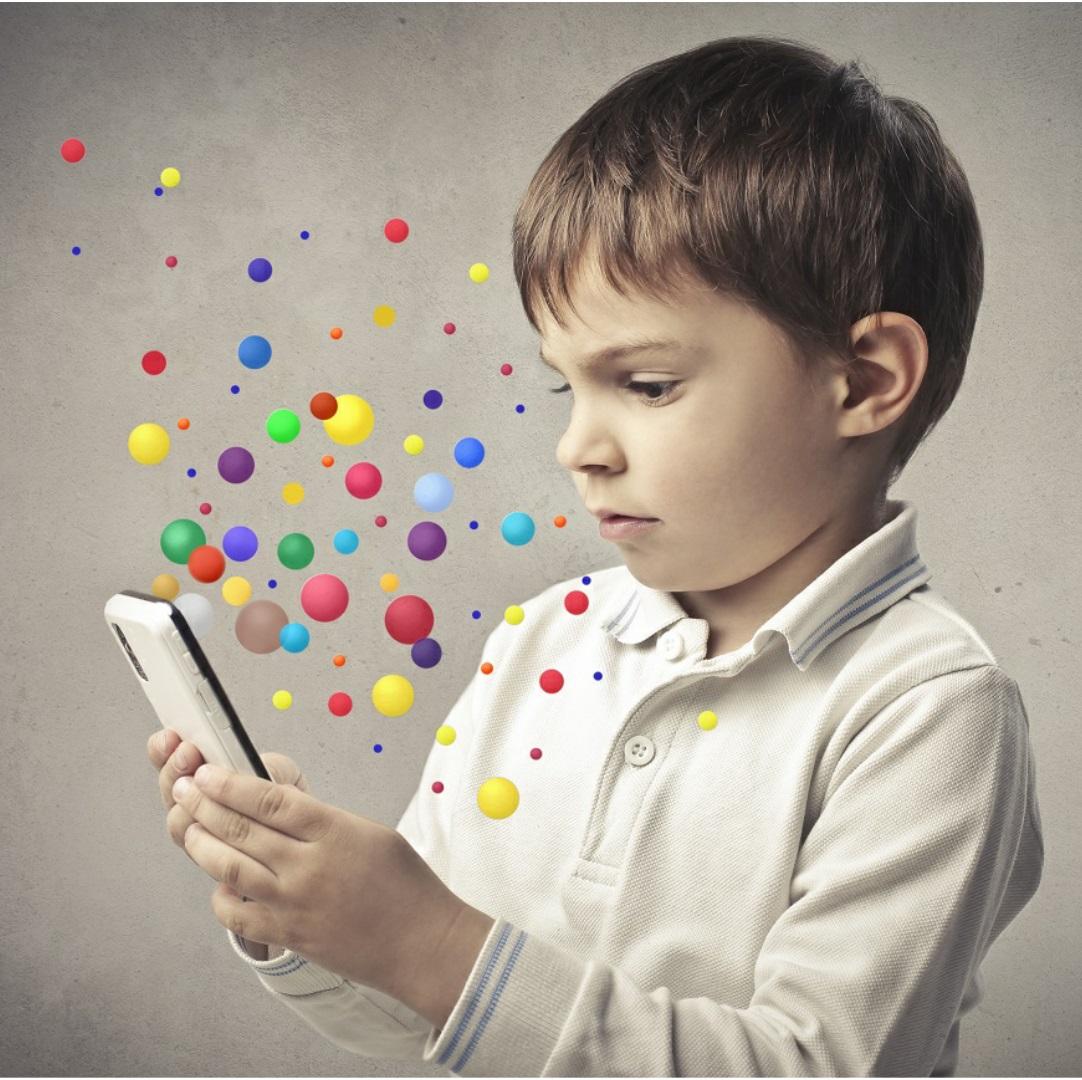 Startups conquistam crianças com aplicativos de histórias.