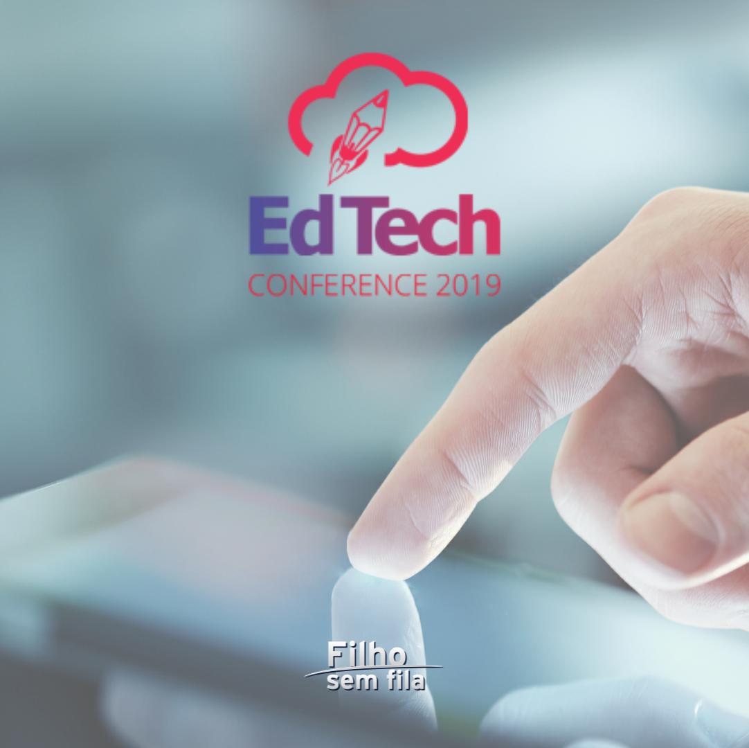 Soluções para o caos da saída escolar serão apresentadas na EdTech Conference 2019.