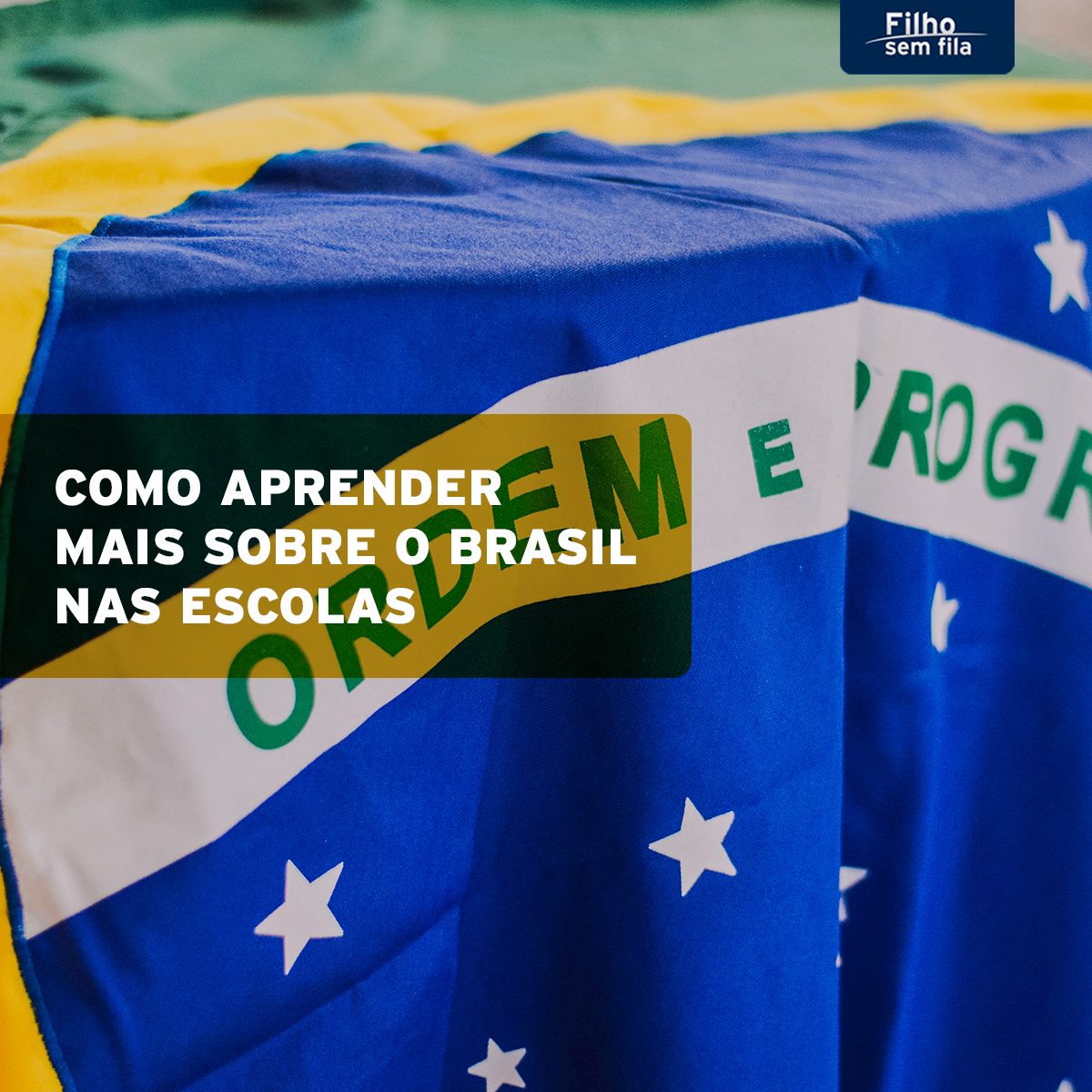 Aprender sobre o Brasil