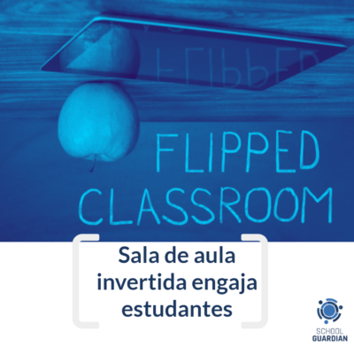 Sala de aula invertida engaja estudantes